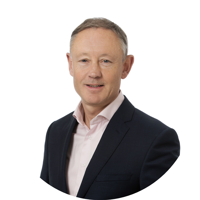 Donal Courtney FCA Independent non-executive director and former CFO